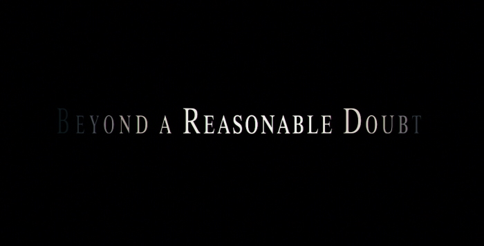 Beyond a Reasonable Doubts